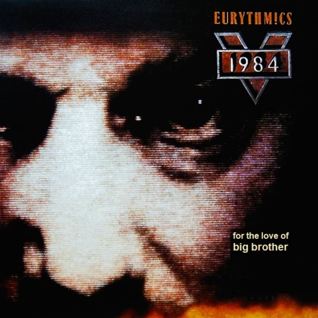 Eurythmics: '1984 (For the Love of Big Brother)'