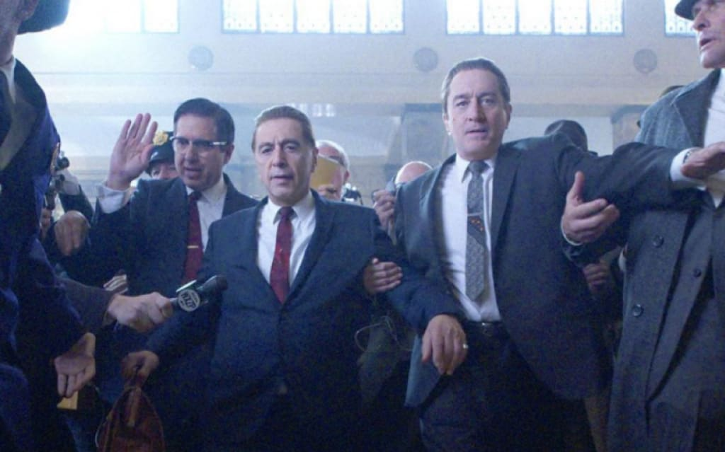 'The Irishman' Movie Review