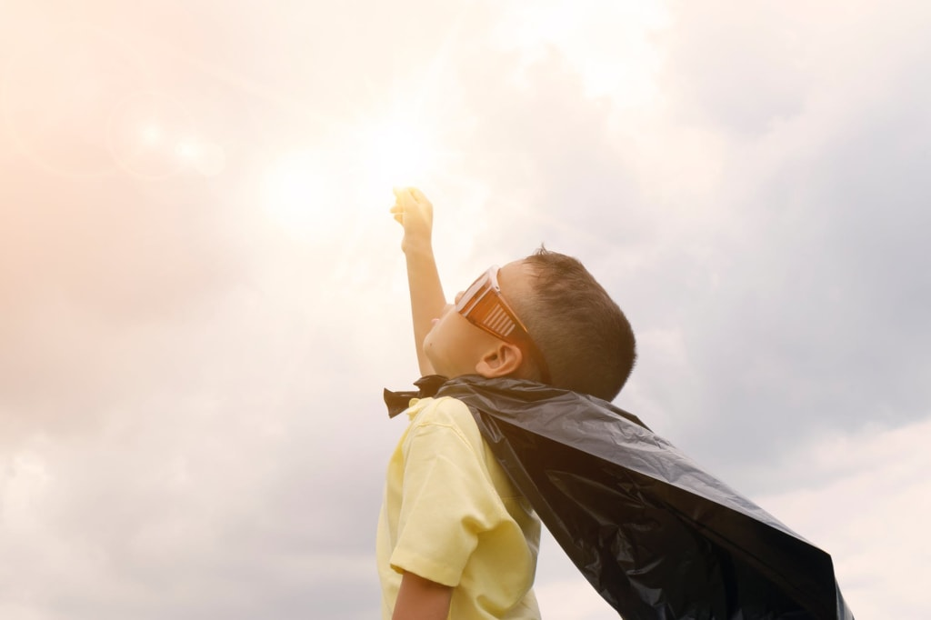 Treat Your Children With Care: They Are Made Of Dreams