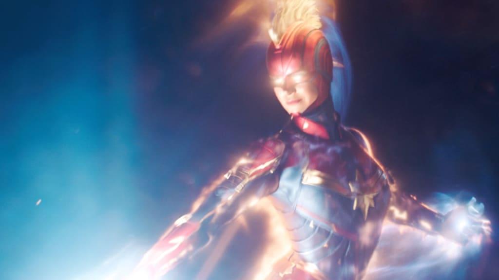 James Reviews: 'Captain Marvel'