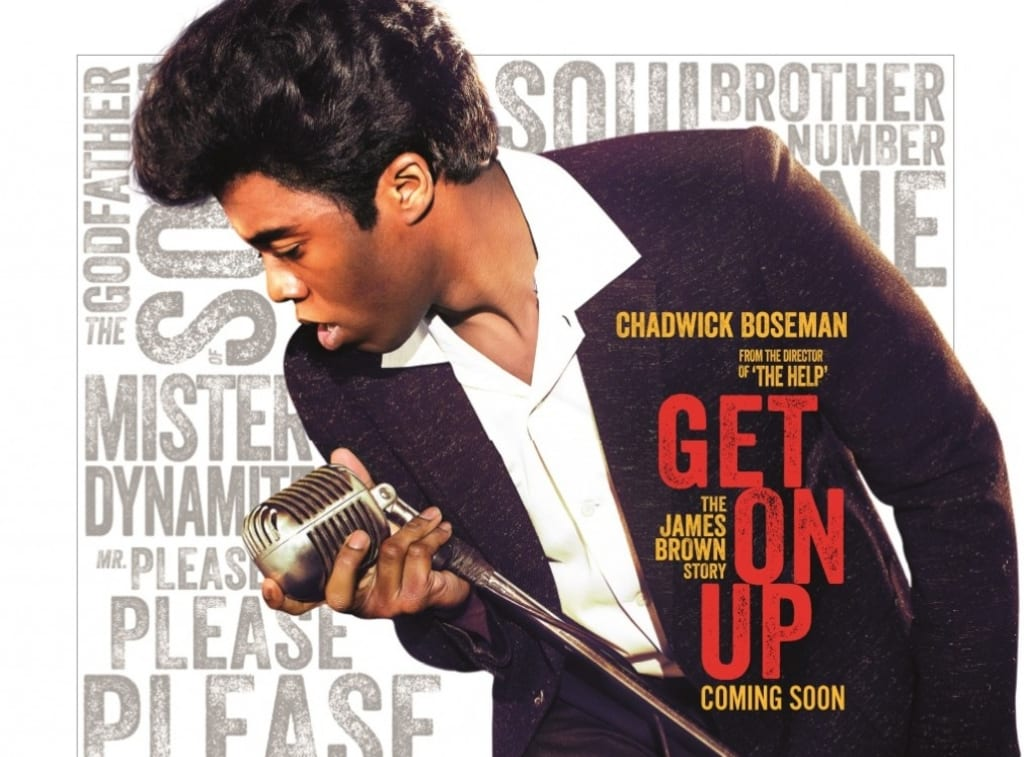 A Filmmaker's Review: 'Get On Up' (2013)