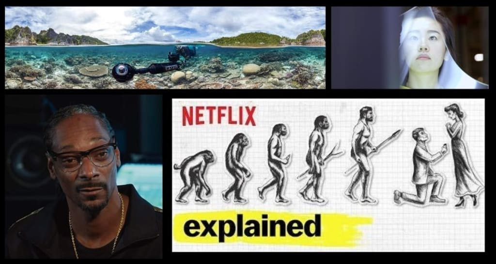 10 Netflix Documentaries to Put on Your 'Watch Later' List
