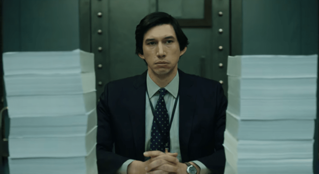 Movie Review: 'The Report' Adam Driver Excellent in Modern History Drama