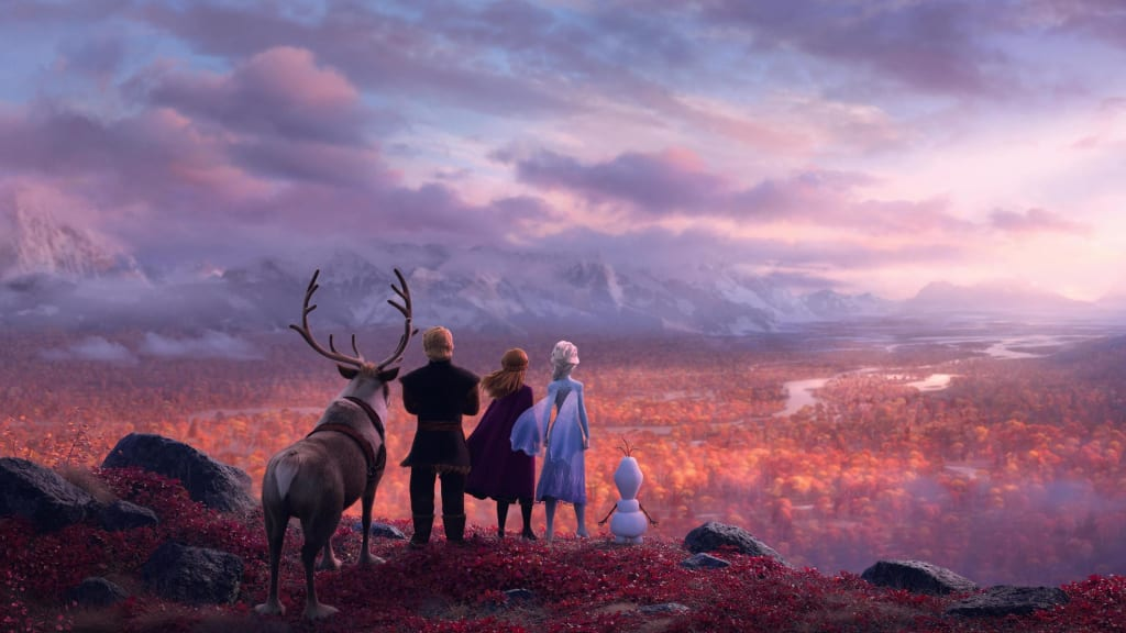 'Frozen II': A Frosty Sequel