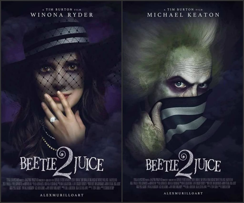 We May Be Seeing a 'Beetlejuice' Sequel...Soon