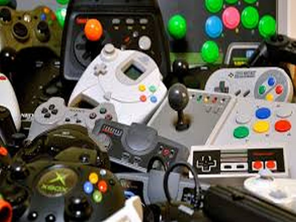 A Personal History of Gaming