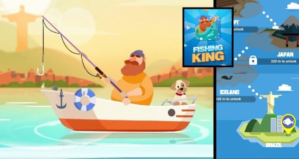 'Fishing King' - Legit or Scam?