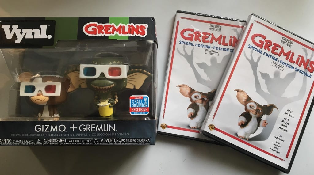 Giving the Gift of 'Gremlins' This Christmas