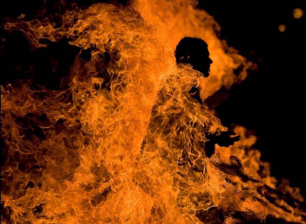 Men Who Do Not Burn