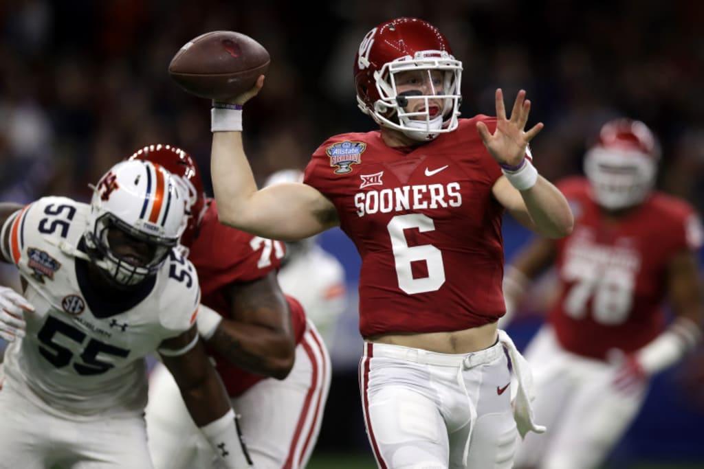 'NCAA Football 14': OU, Stillwater, and Georgia Tech to the SEC Dynasty Mode Build Season 1, Part 12—Week 9:#1 Oklahoma @ Auburn