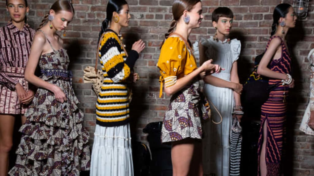 The Complete Beginner's Guide to Fashion