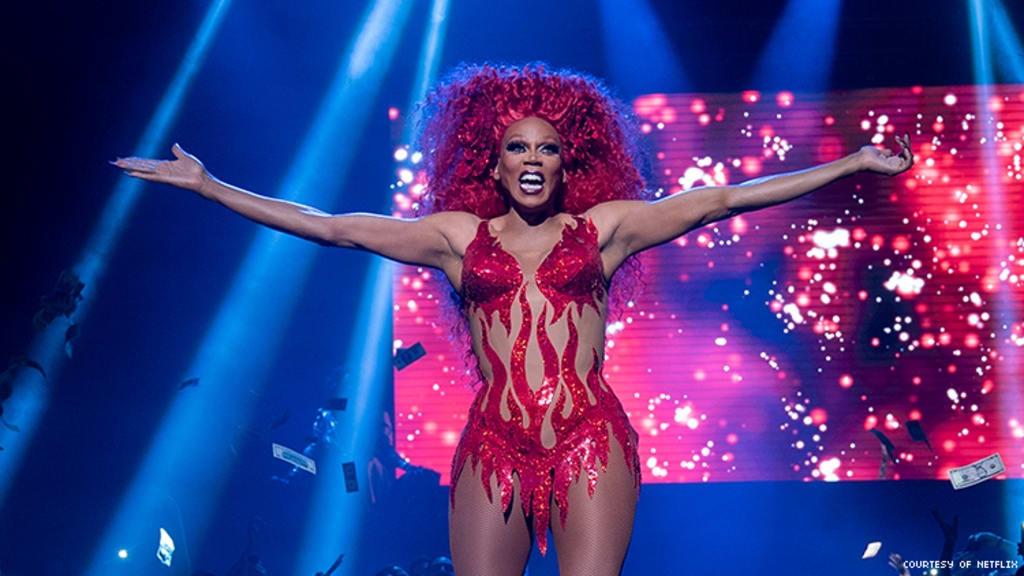 'AJ and the Queen' to Showcase RuPaul the Actor