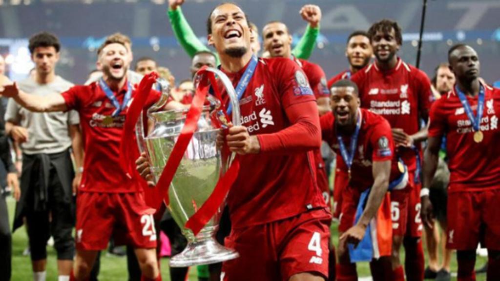 Champions League Final 2019