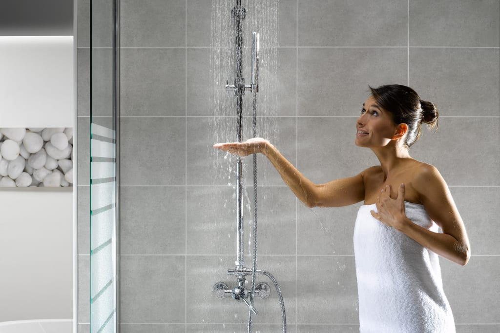 Styling Your Bathroom with a Shower Panel
