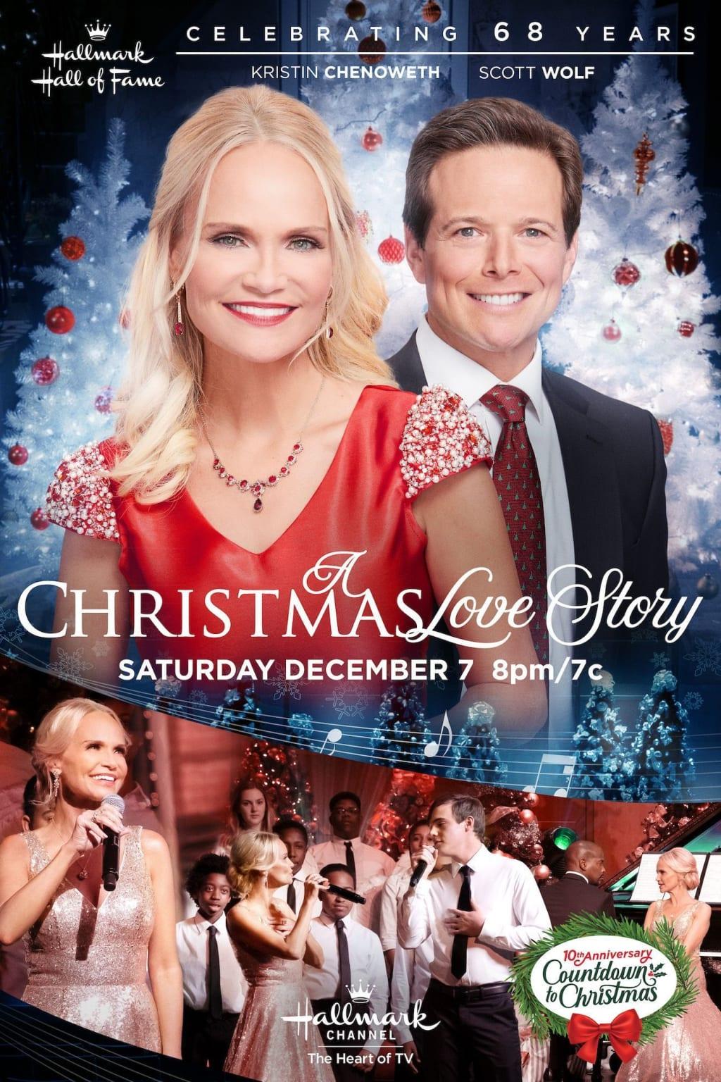 Hallmark Review: 'A Christmas Love Story'