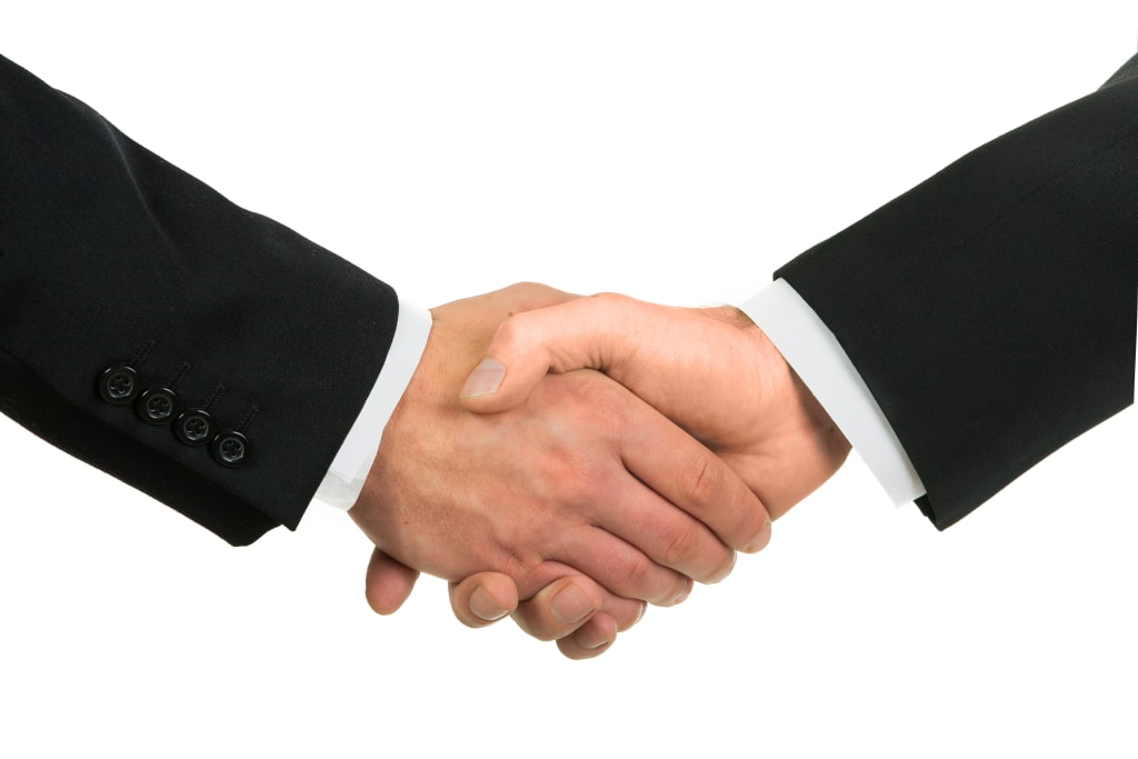 Cultural Pickup: Letting Go of Handshaking