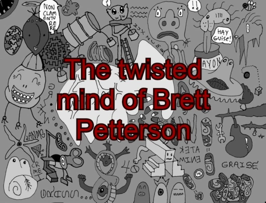 Reed Alexander's Literary Review of 'The Parasite from Proto-Space' by Brett Petersen