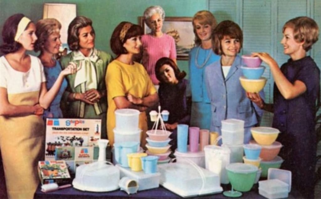 The Tupperware Party Diva