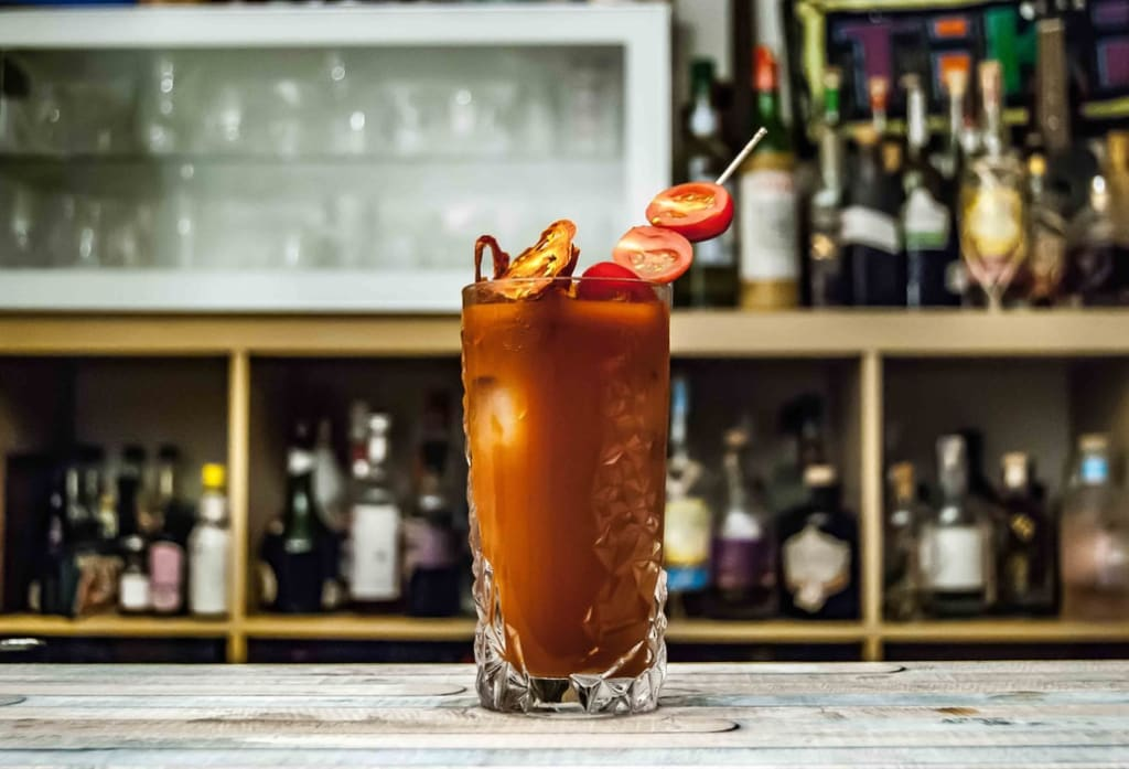 Best bloody Mary Recipes to help your hangover after New Year Eve!