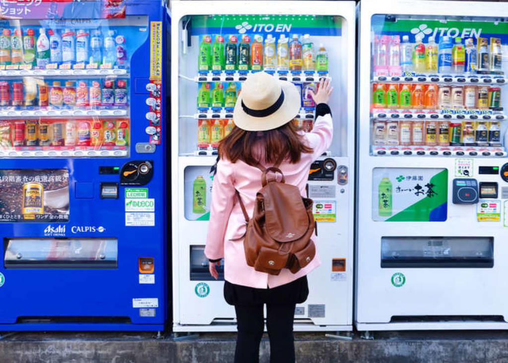 A European Vending Machine Tour