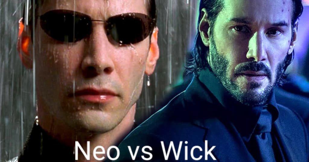 Who Would Win? John Wick or Neo?