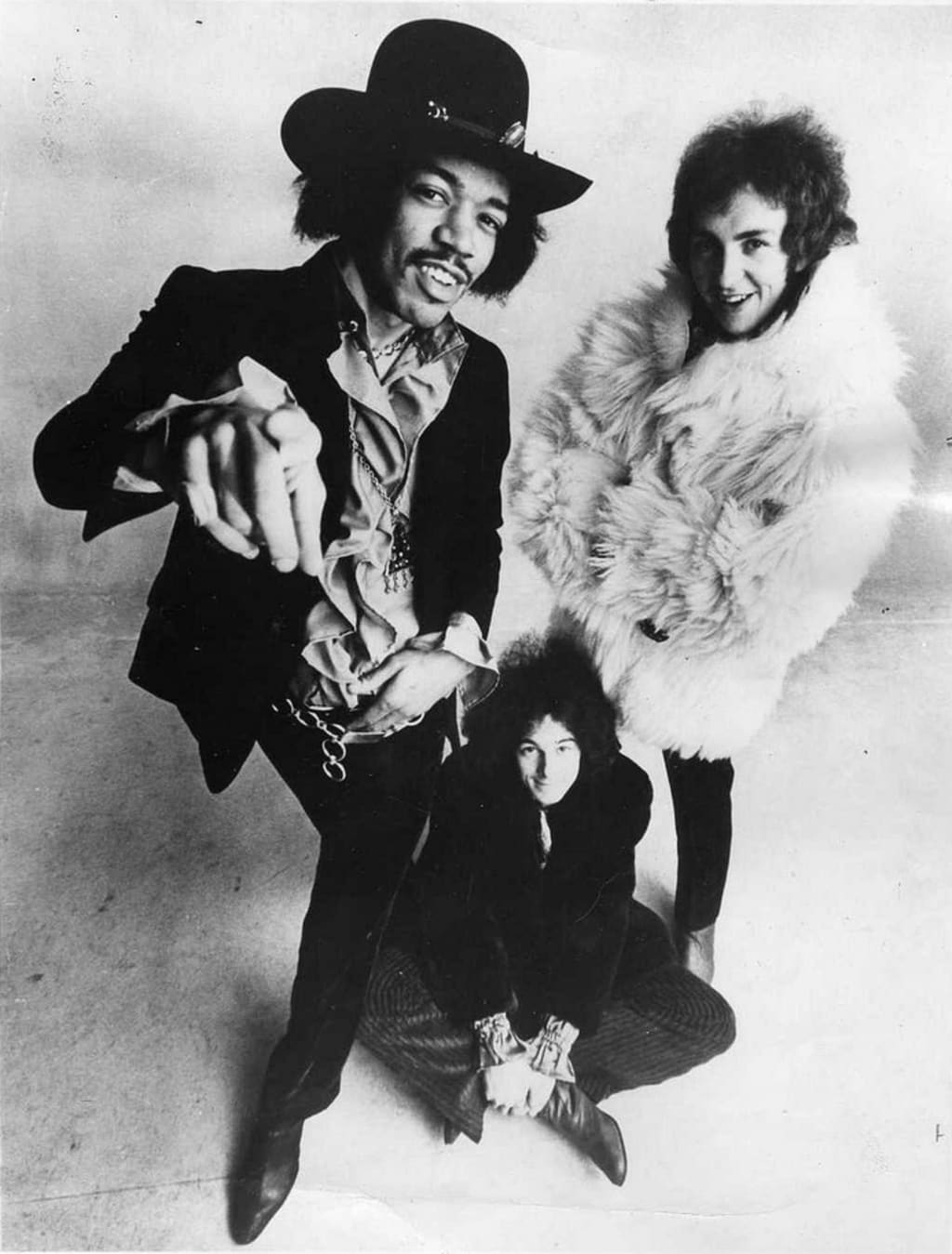 Jimi Hendrix Lost the Original Mix Tape to One of His Albums