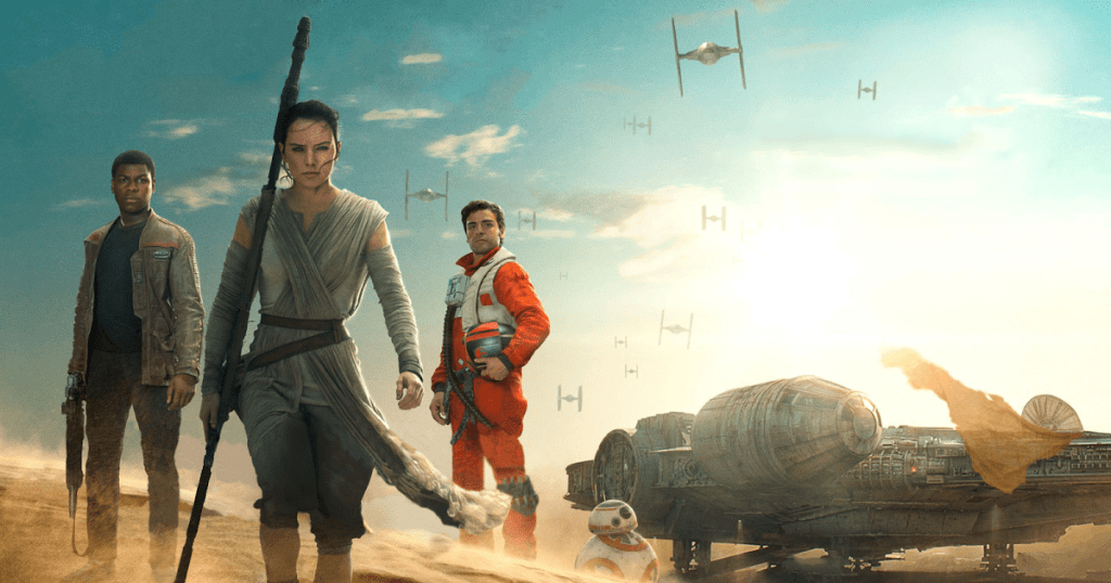 Star Wars: Where's the Romance this Time?