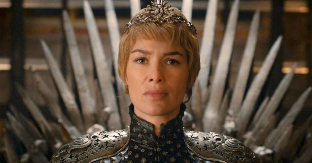 Why I think Cersei is the best female character in history