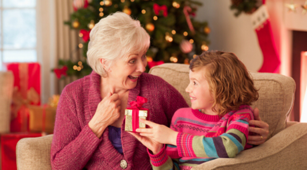Best Christmas Gift Ideas for Grand Moms