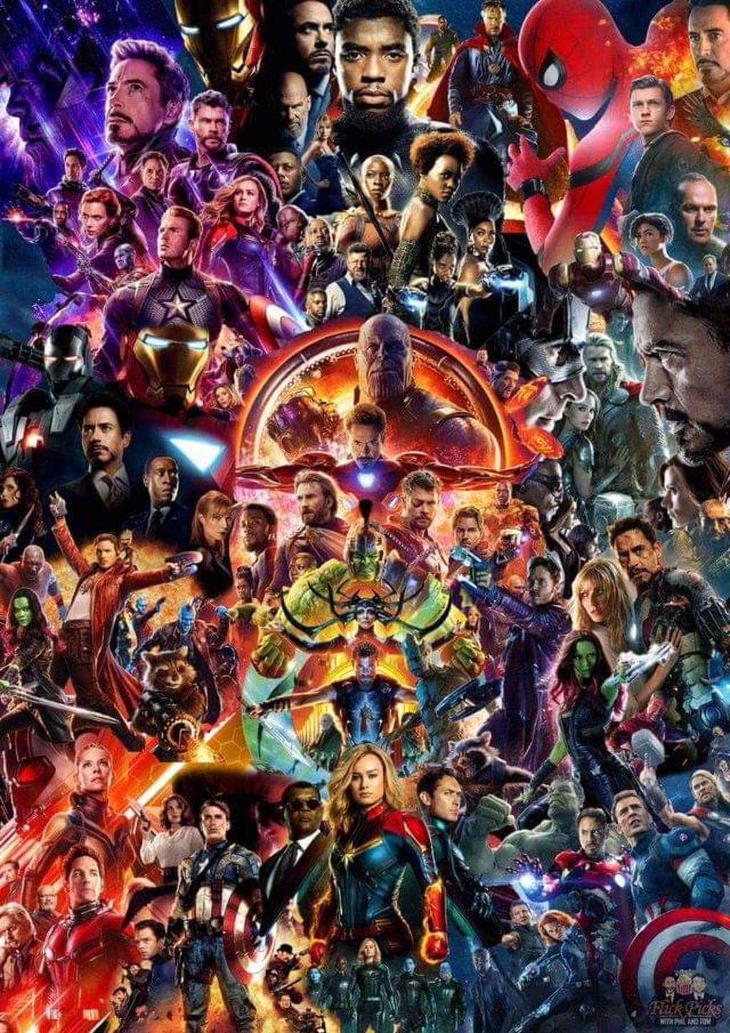 What Would the Marvel Movies Be Like Without the Superhero Sub Genre?