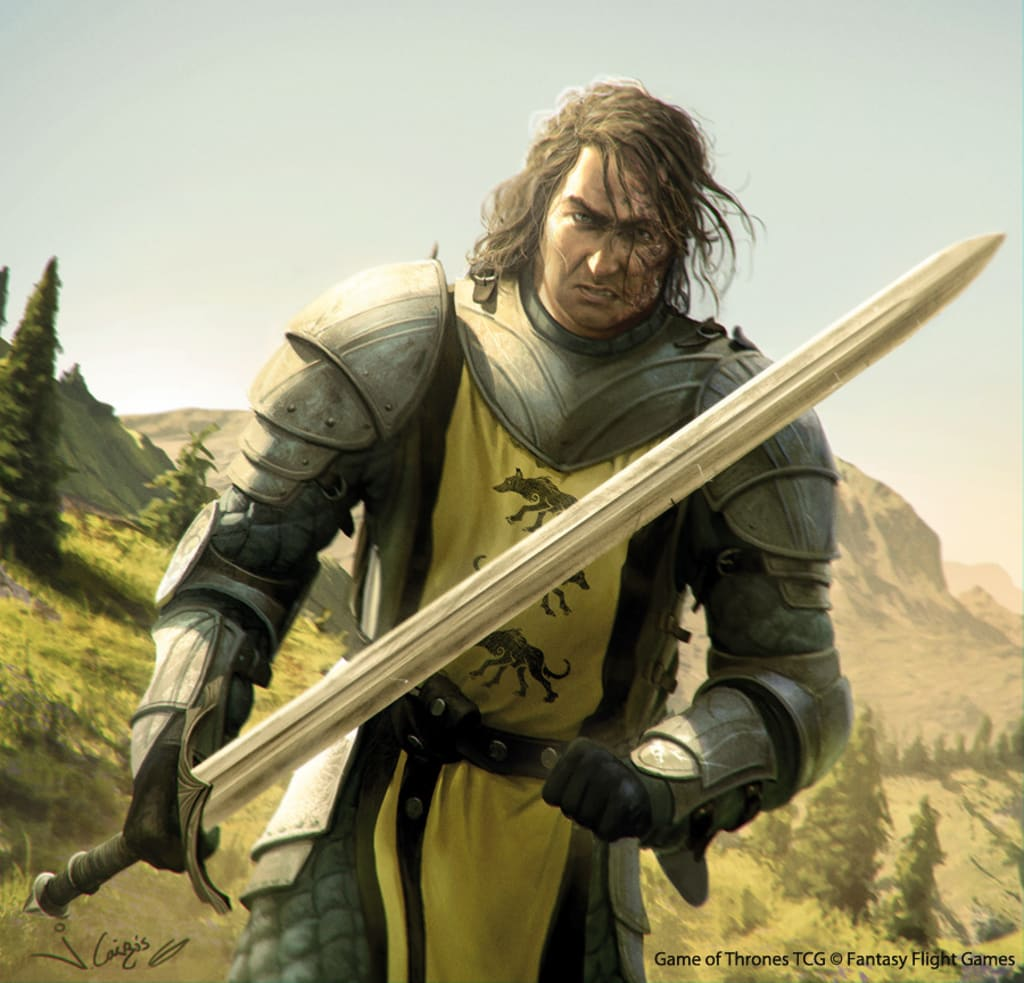 """How To Build Sandor """"The Hound"""" Clegane in The Pathfinder RPG"""
