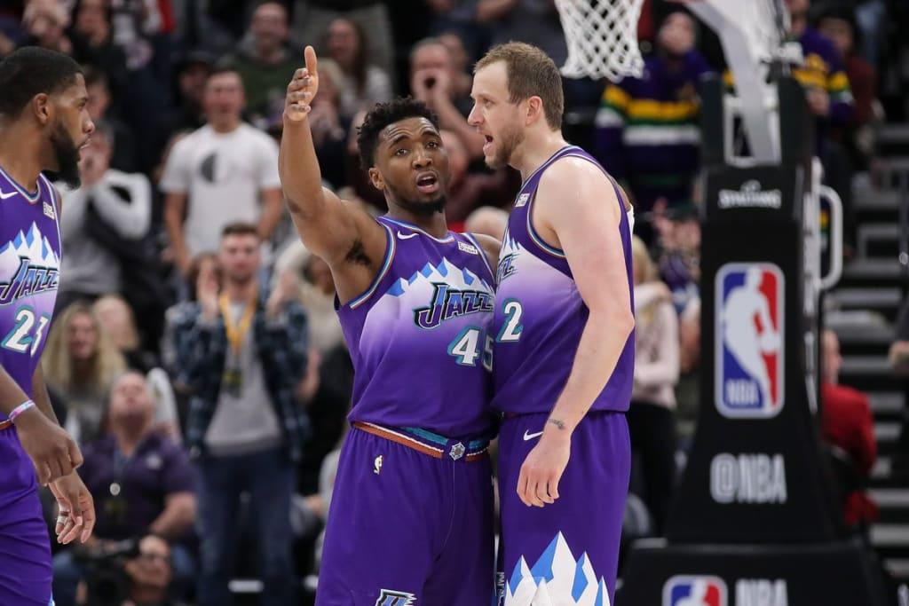 2019-2020 Utah Jazz in Review