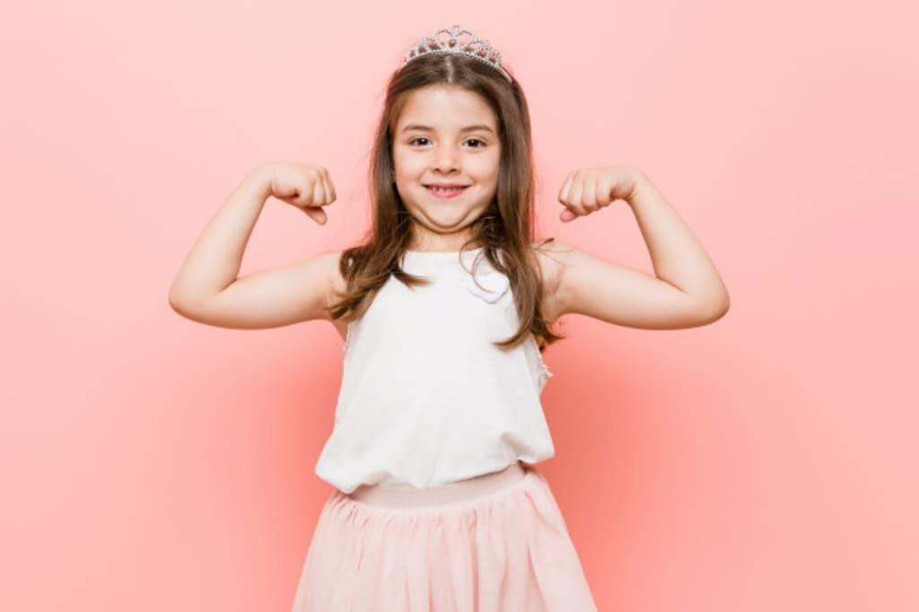 Preschool Warrior Princess