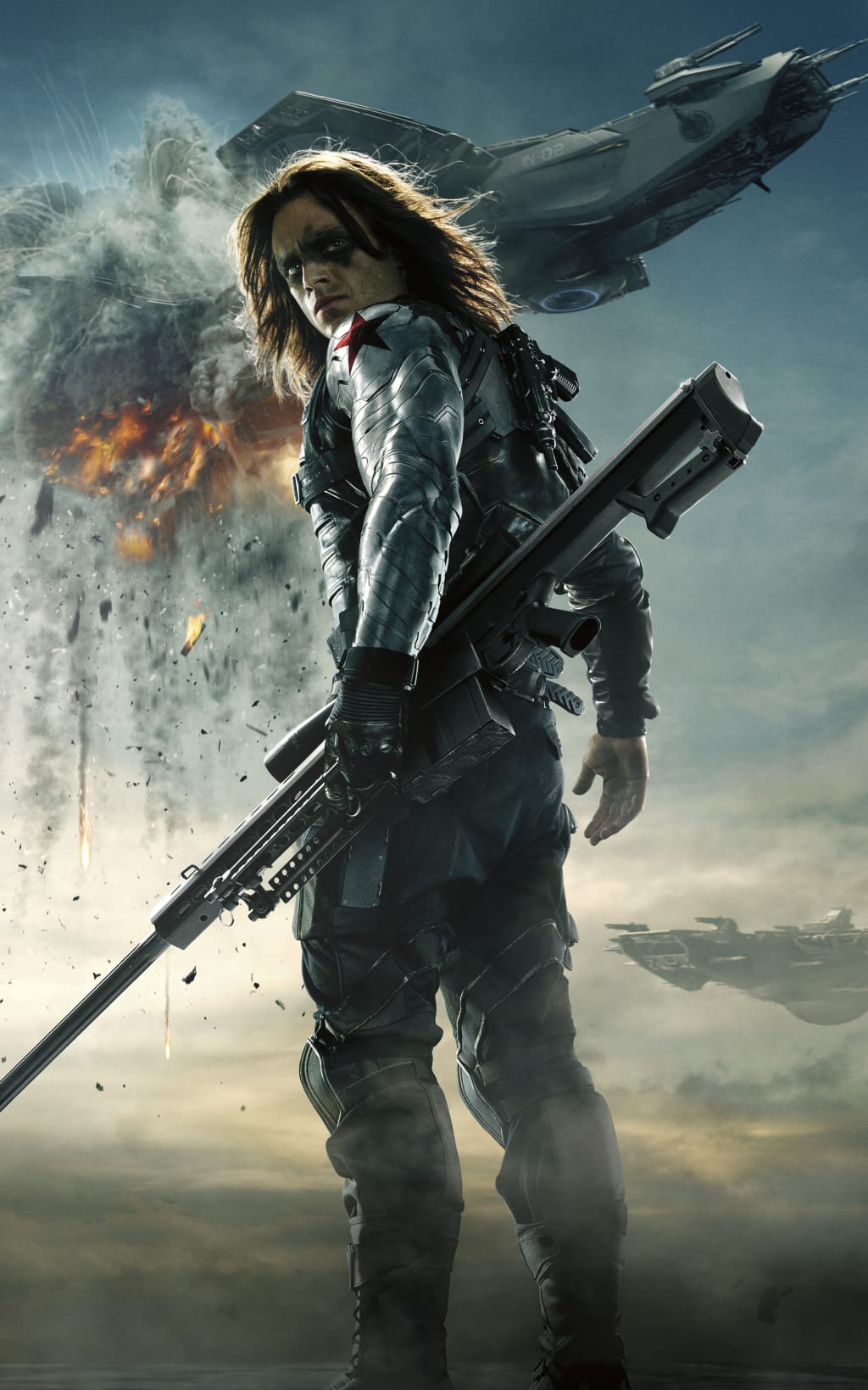 How To Build The Winter Soldier in The Pathfinder RPG