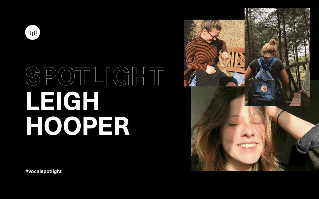 Creator Spotlight: Leigh Hooper