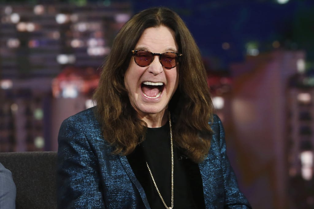 Is Ozzy Dying?  No - He's Going On Tour