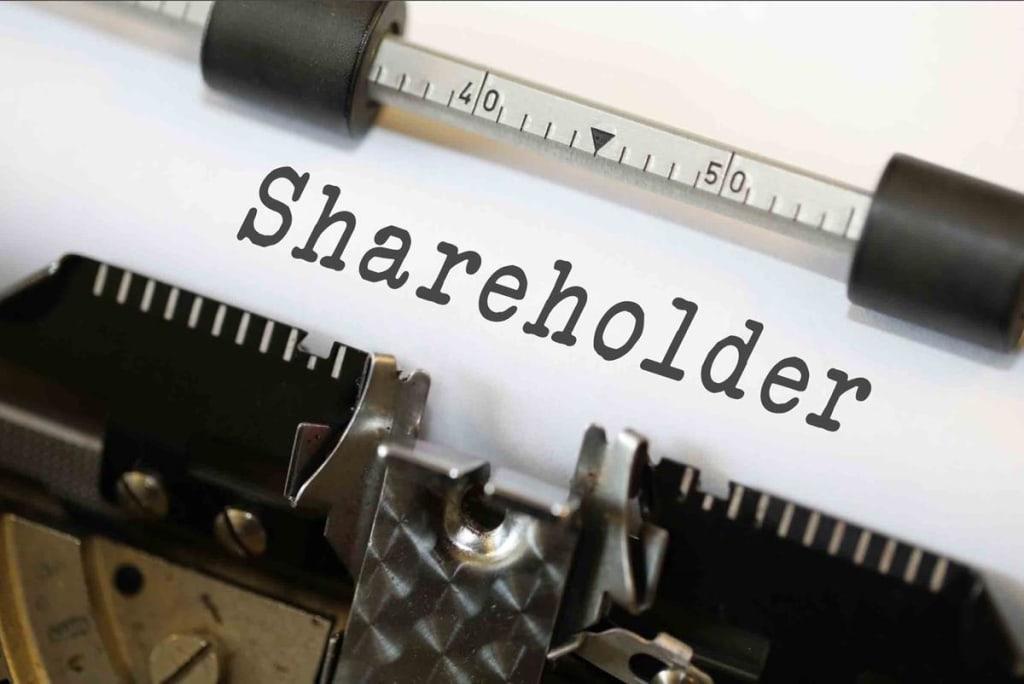 Becoming A Shareholder