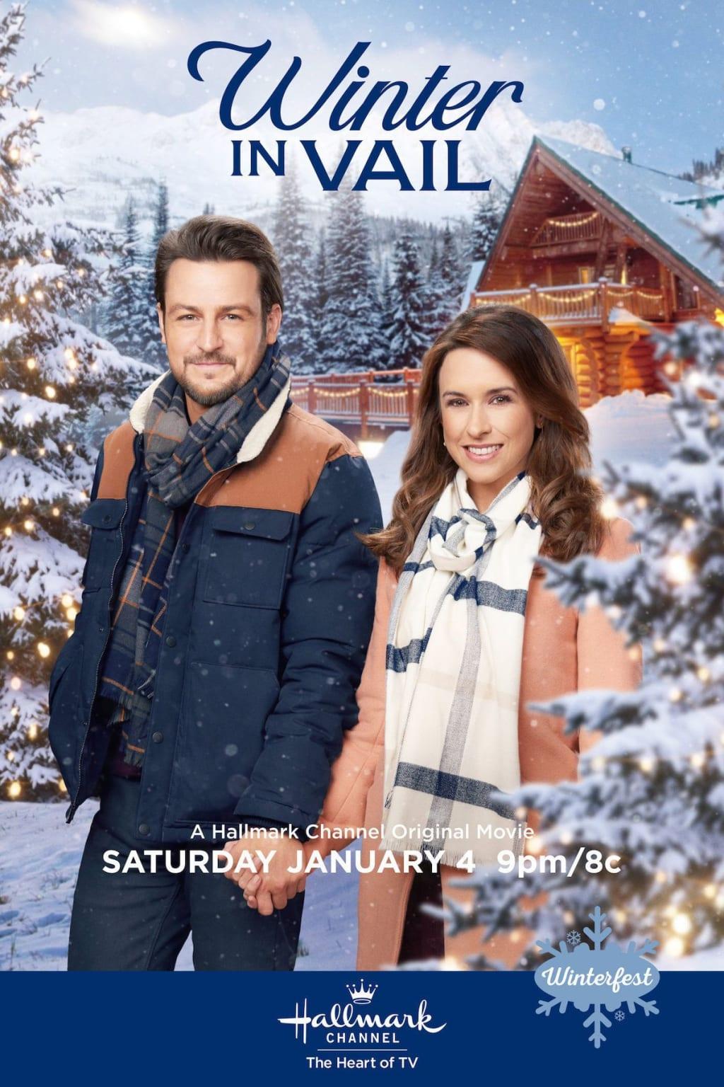 Hallmark Review: 'Winter in Vail'
