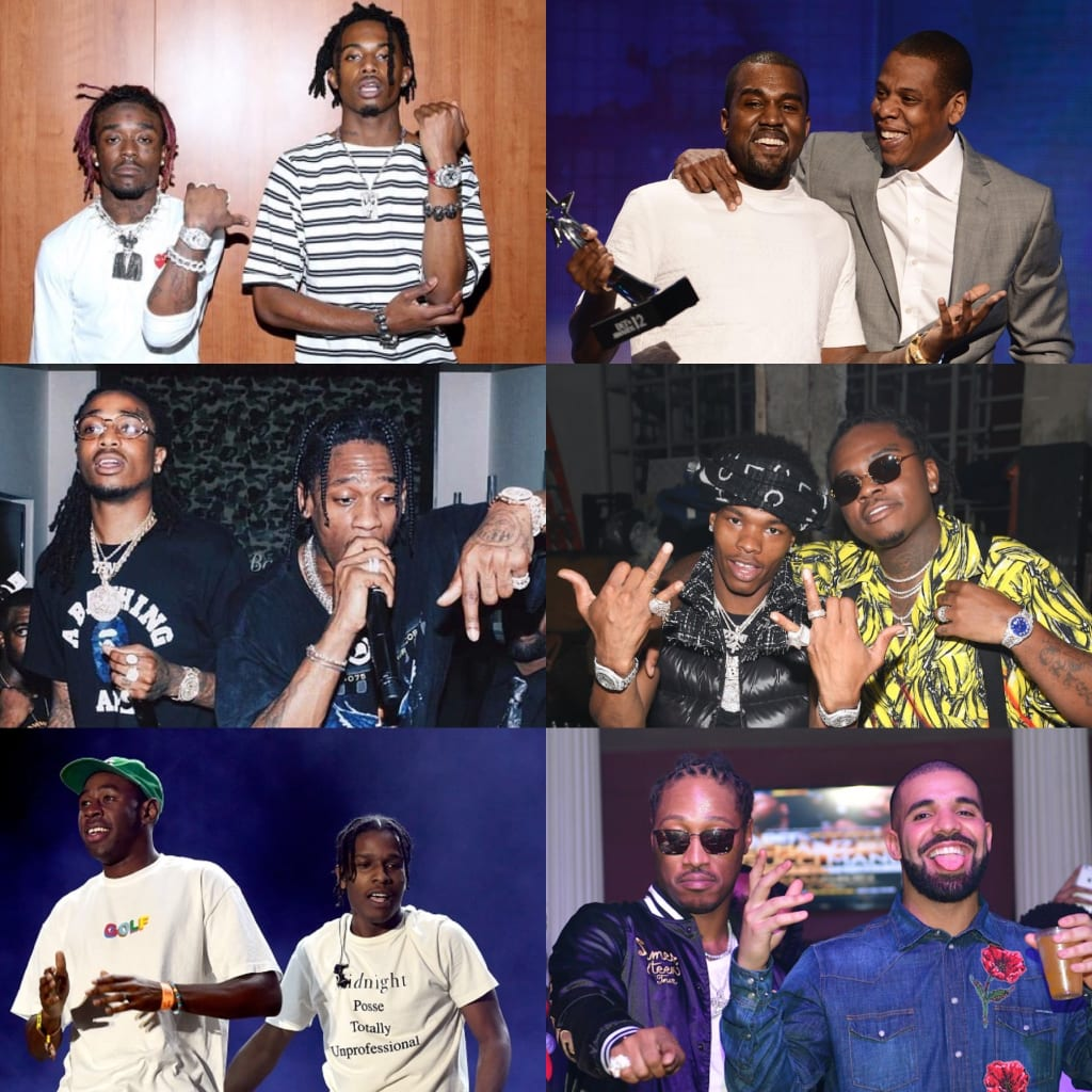 The Power of Hip-Hop Duos