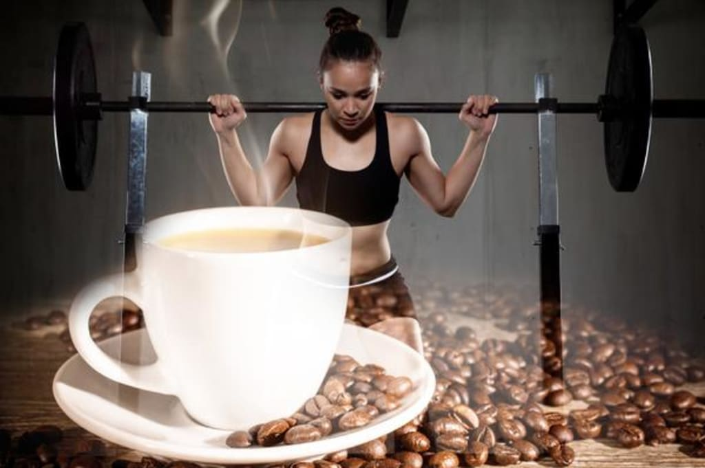 Coffee and Heavy Weights