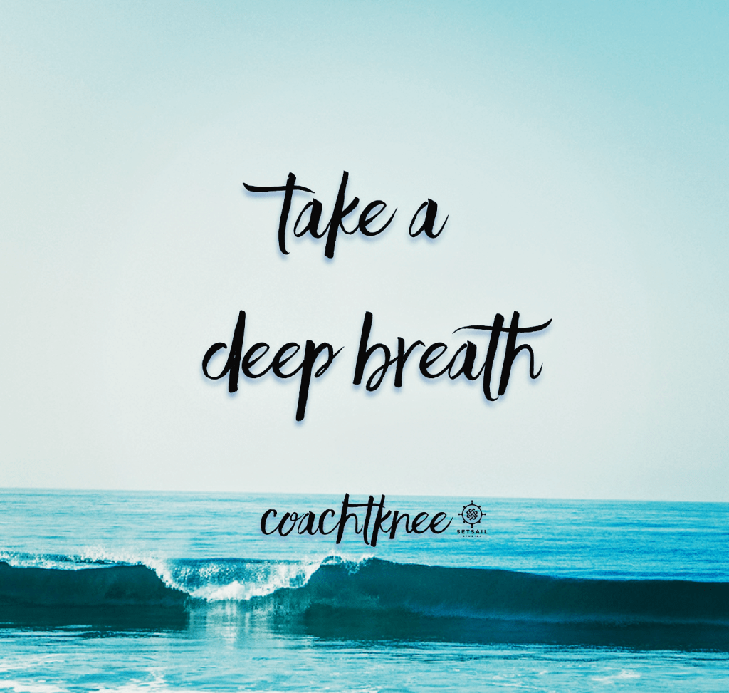 Every breath you take.