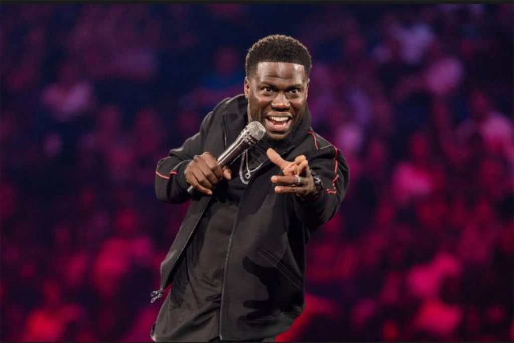 """My Review of """"Kevin Hart: Irresponsible"""""""