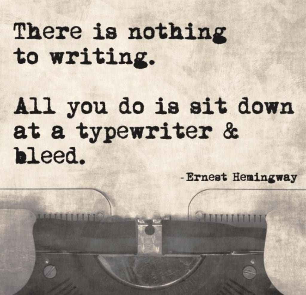 What Is a Writer, Anyway?