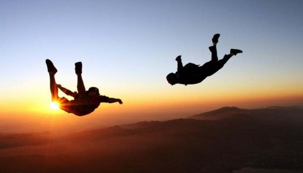 Kundalini Free fall