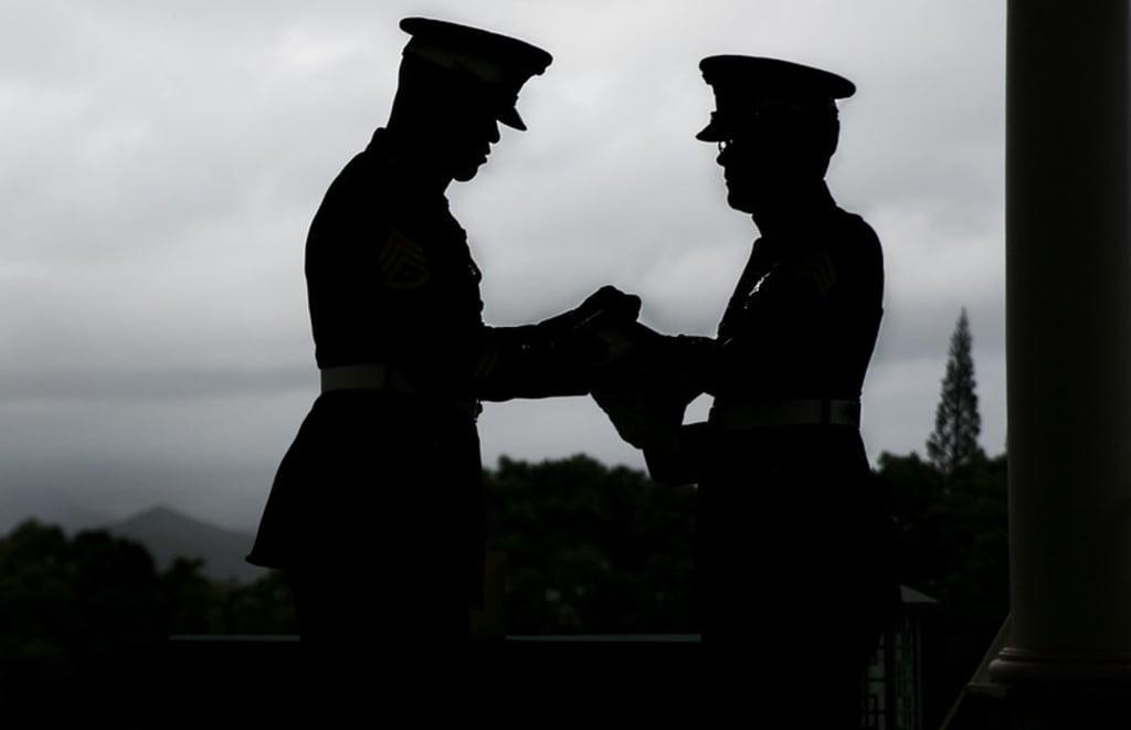Marine Corps Stories: Zeroed In