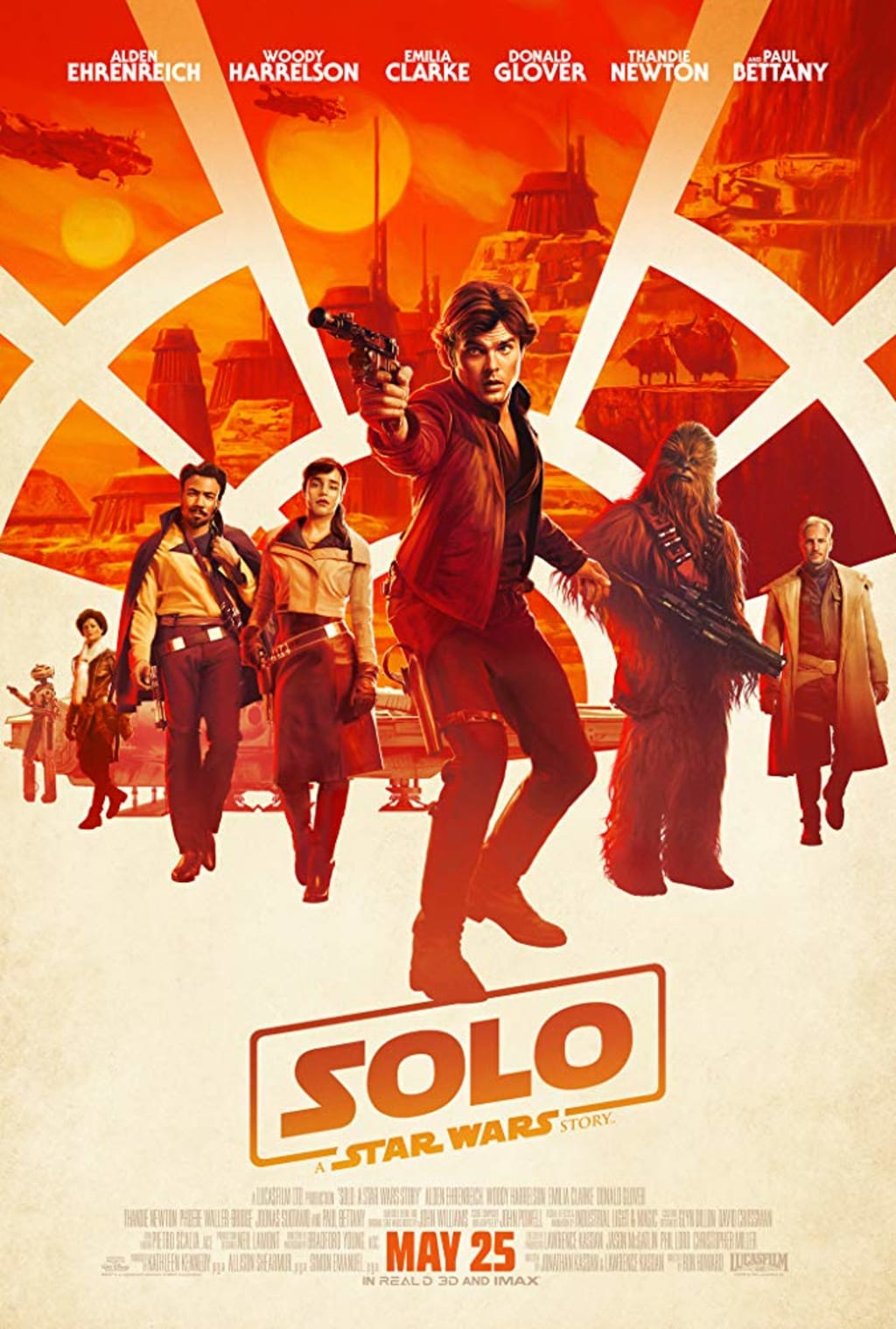 A Second Look at a Solo Story Ain't so Bad