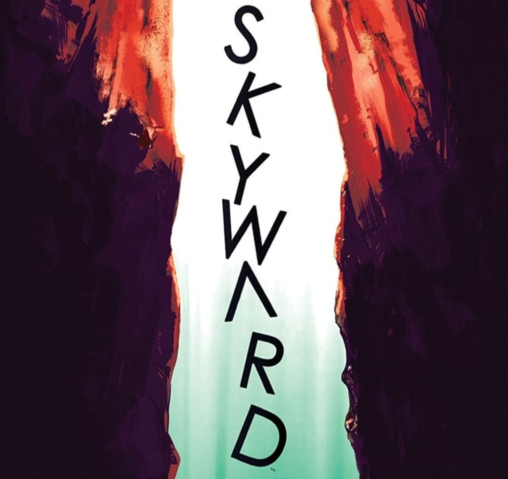 SKYWARD Vol. 3: An underwhelming finale