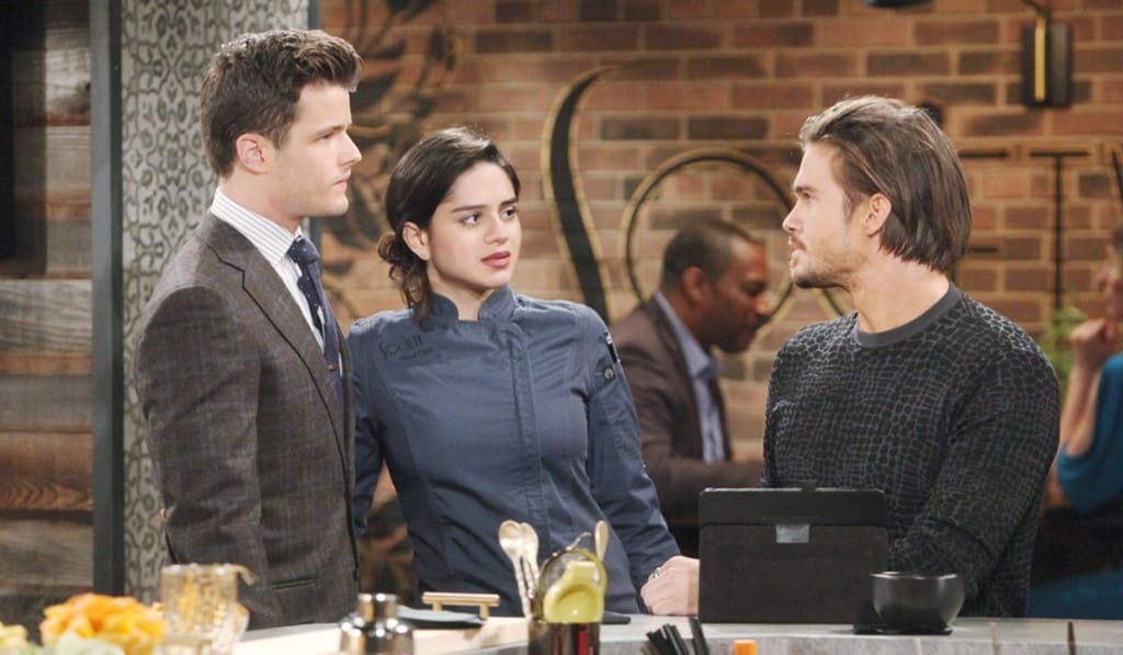 'Y&R'Spoilers: Dina's grandson's make life-altering decisions