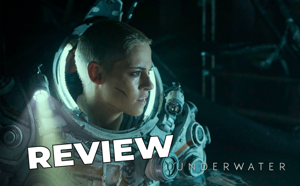 'Underwater' Review—Fast-Paced and Thrilling