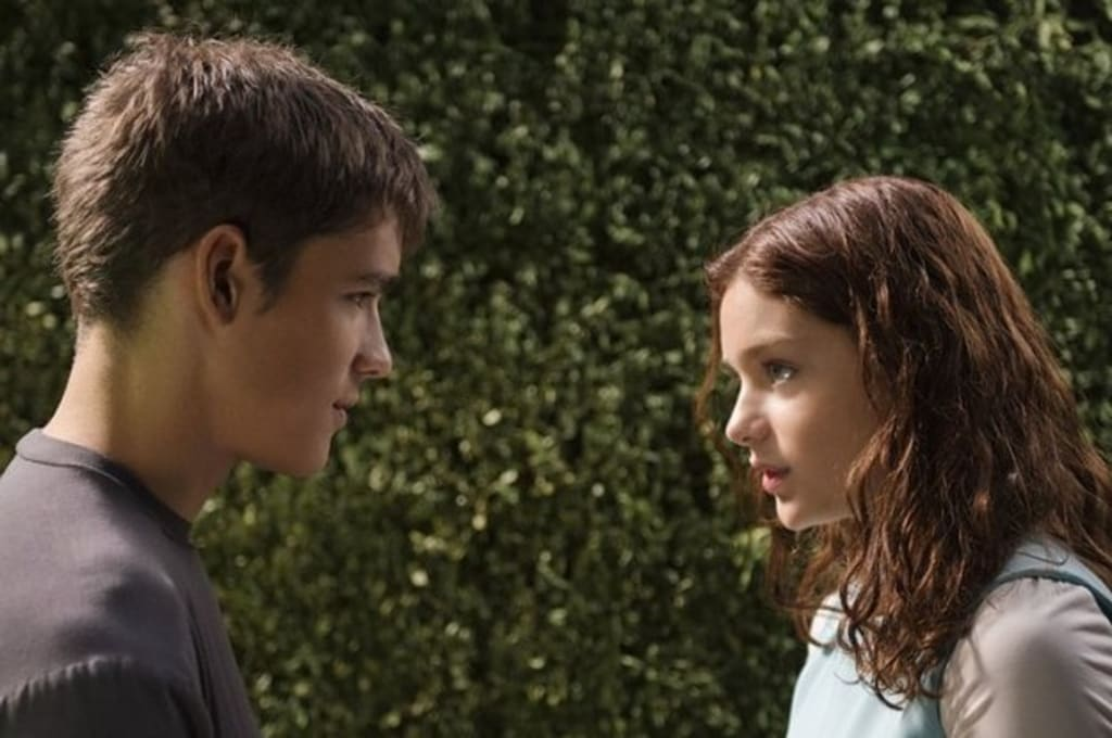 "My Review of ""The Giver"""